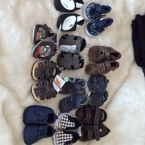 Other - Lot of 11 little boy shoes